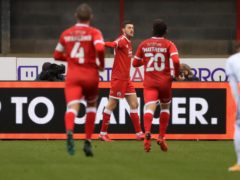 Crawley stunned Leeds in the FA Cup (Adam Davy/PA)