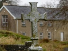 The Sean Ross Abbey in Roscrea, Tipperary (Niall Carson/PA)