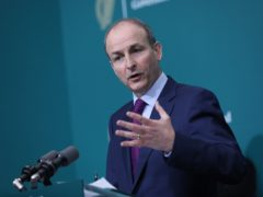 The mother and baby homes scandal is a dark chapter in Ireland's history, the Taoiseach said Julien Behal/PA).