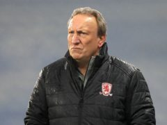 Neil Warnock was angry at referee Dean Whitestone's performance (Mike Egerton/PA)