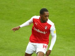 Rotherham loanee Mickel Miller could make his debut for Northampton on Saturday (Nigel French/PA)