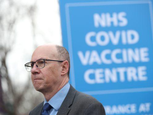 National Medical Director at NHS England Stephen Powis (PA)