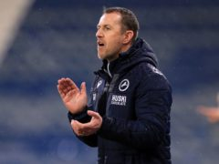 Millwall manager Gary Rowett is set to ring the changes for the FA Cup fourth round (Mike Egerton/PA)