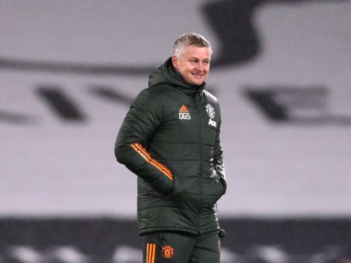 Ole Gunnar Solskjaer will rotate his squad against Liverpool (Clive Rose/PA)