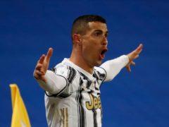 Cristiano Ronaldo scored his 760th goal on Wednesday night – but was it a record-breaker? (Antonio Calanni/AP)
