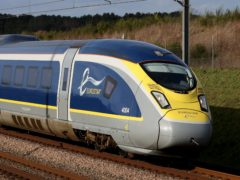 Eurostar is 55% owned by French state rail company SNCF (Gareth Fuller/PA)