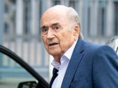 Sepp Blatter (Peter Schneider/Keystone via AP)