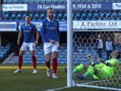 Jack Whatmough scored two own goals (Kieran Cleeves/PA)