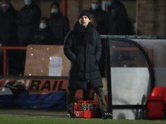 Pep Guardiola's side were given a scare (Nick Potts/PA)