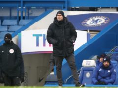 Frank Lampard has thanked Chelsea fans for their support amid the club's patchy Premier League form (Nick Potts/PA)