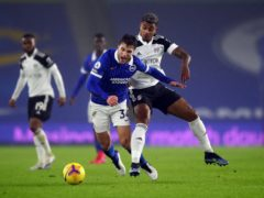Fulham and Brighton could not be separated in their second goalless draw of the season (Bryn Lennon/PA)