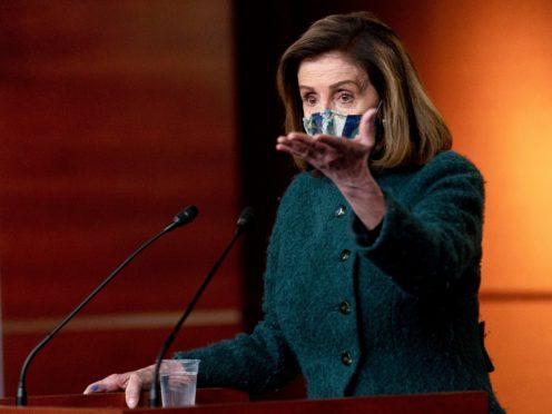 Nancy Pelosi (AP)