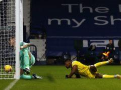 Fulham's Ivan Cavaleiro scored a second-half leveller. (Jason Cairnduff/PA)
