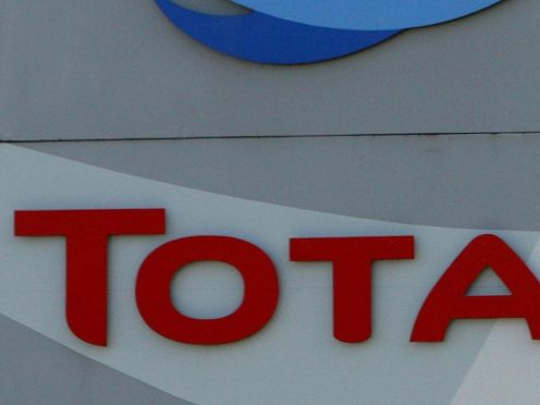 Total signage (Dave Thompson/PA)