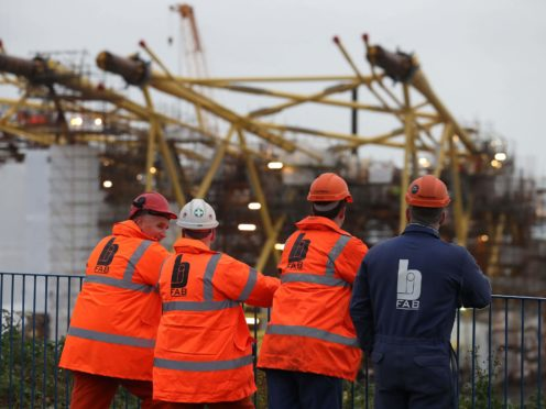 MSPs said there had been a 'lack of transparency' in decision making regarding the BiFab yards (Andrew Milligan/PA)