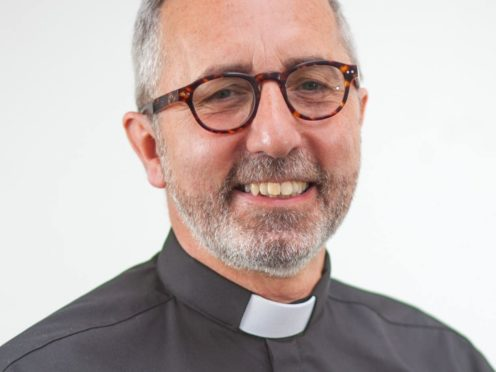 Rev Canon Dr Keith Riglin has been elected a bishop (Scottish Episcopal Church/PA)