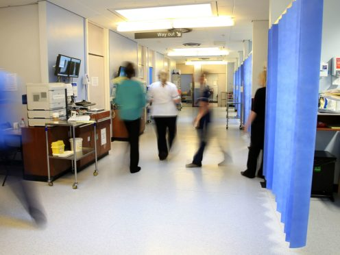 Five private hospitals are now being used to carry out some NHS work so patients can still be treated during the Covid-19 pandemic. (Peter Byrne/PA)
