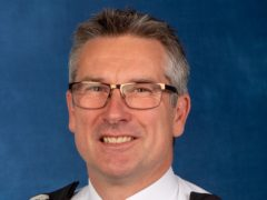 Covid police lead warns of 'invisible enemy' as he recovers from virus (Sussex Police)