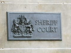 Dale Berwick appeared at Kirkcaldy Sheriff Court on Monday (Danny Lawson/PA)