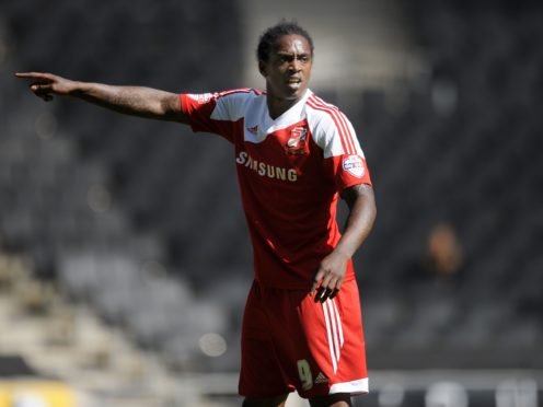 Nile Ranger is not yet fit to play for Southend having re-signed for the club (Jon Buckle/PA)