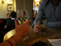 Certain occupations may be linked with higher rates of heavy drinking – study (Yui Mok/PA)