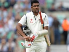 Ravichandran Ashwin's 106 helped India set England a daunting target of 482 before the Joe Root's side slipped to 52 for three on day three of the second Test in Chennai.