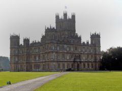 The owner of Highclere Castle had questioned whether how non-essential shopping can be deemed safer than visiting tourist attractions (PA)