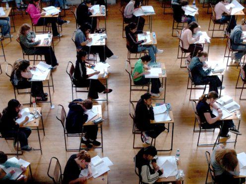 The exams body came under intense scrutiny last year (Rui Vieira/PA)