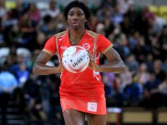 Ama Agbeze captained England to Commonwealth gold in 2018 (Nigel French/PA)
