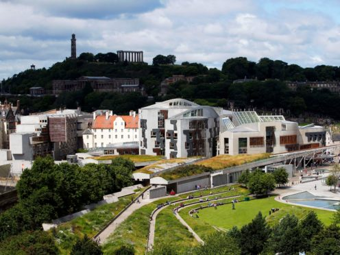 MSPs will debate council funding on Wednesday (Jane Barlow/PA)