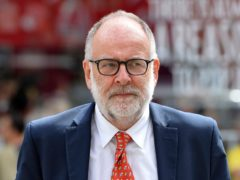Shadow attorney general Lord Falconer is said to be 'very, very sorry' after claiming the pandemic is a 'gift that keeps on giving for lawyers' (Hannah McKay/PA)