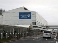 Lukas Pokorny was arrested at Glasgow Airport (Andrew Milligan/PA)