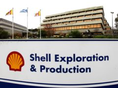 Shell will invest eight billion dollars a year in its upstream unit (Andrew Milligan/PA)