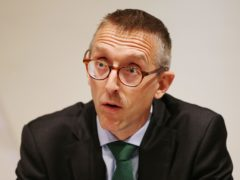 Deputy governor for prudential regulation Sam Woods told banks to get ready in case the Bank of England decides to implement negative rates (Jonathan Brady/PA)