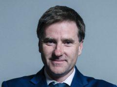 Winchester MP Steve Brine (PA Media)