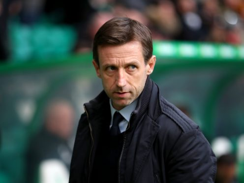 Neil McCann will take charge of Inverness on an interim basis (Jane Barlow/PA)
