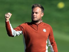 Tyrrell Hatton is a Ryder Cup winner but admitted he was unaware of one of the contest's most famous moments (Gareth Fuller/PA)