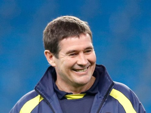 Nigel Clough was delighted with Mansfield's win (Martin Rickett/PA)
