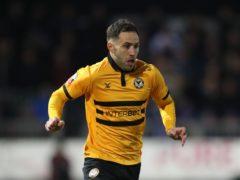 Robbie Willmott opened the scoring for Exeter (Nick Potts/PA)