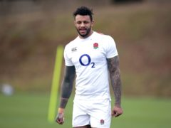Courtney Lawes is known for his ferocious tackling, Adam Davy/PA