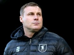 David Flitcroft is Port Vale's new director of football (Nigel French/PA)