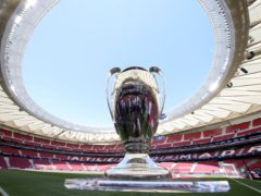 Leagues across Europe are to meet to discuss proposals for a new-look Champions League (Handout/PA).