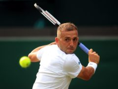 Dan Evans will play British compatriot Cameron Norrie in the first round of the Australian Open (Adam Davy/PA)