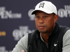 Tiger Woods faces the biggest fight of his career (Richard Sellers/PA)