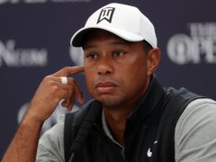 Tiger Woods suffered multiple injuries in the incident (Richard Sellers/PA)