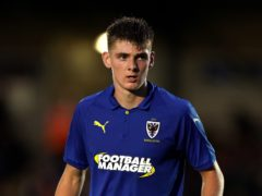 Jack Rudoni will be looking to build on his first league goal for AFC Wimbledon (John Walton/PA)