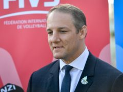 Commonwealth Games Federation chief executive David Grevemberg is to leave his post next month (Jacob King/PA)