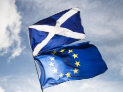 Scotland should continue to argue to rejoin the Erasmus scheme, Constitution Secretary Mike Russell said (Jane Barlow/PA)