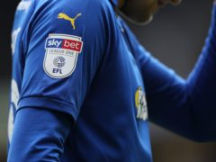 The EFL has been forced to withdraw its salary caps for Leagues One and Two (Bradley Collyer/PA).