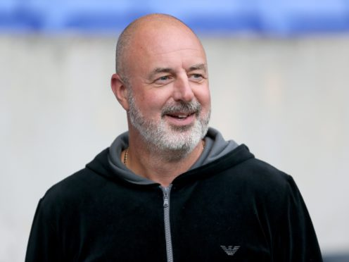Keith Hill was delighted with Tranmere's last-gasp win (Richard Sellers/PA)